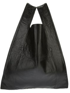 Maison Martin Margiela - Top Items Online Sorted by Popularity Designer Totes, Black Leather Tote, Tote Bag, Clutches, Women, Handbags, Purses, Style, Swag