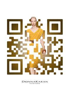 QR CODE e la moda - QR Code fashion