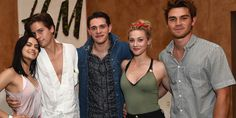 KJ Apa, Cole Sprouse & 'Riverdale' Cast Hit Up Coachella Together ...