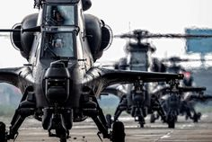 CAIC Z-10 Attack Helicopter