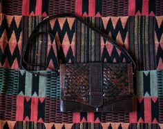 Snakeskin purse VINTAGE