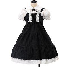 http://www.wunderwelt.jp/products/detail5724.html ☆ ·.. · ° ☆ ·.. · ° ☆ ·.. · ° ☆ ·.. · ° ☆ ·.. · ° ☆ Black baby doll dress BABY THE STARS SHINE BRIGHT ☆ ·.. · ° ☆ How to order ↓ ☆ ·.. · ° ☆ http://www.wunderwelt.jp/user_data/shoppingguide-eng ☆ ·.. · ☆ Japanese Vintage Lolita clothing shop Wunderwelt ☆ ·.. · ☆ #egl