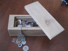 Cedar Treasure Chest