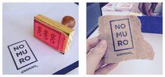 Stamp Business Card: NOMURO