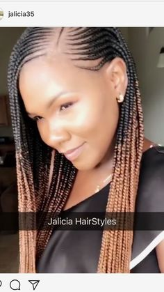 Hairstyles With Braids 2016 Overweight - pinginnifer wyatt on gin Black Girl Braids, Braids For Black Women, Braids For Black Hair, Girls Braids, New Braided Hairstyles, African Braids Hairstyles, Natural Hair Braids, Natural Hair Styles, Black Hair Extensions