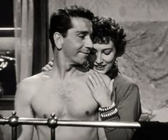 Richard Conte & Valentina Cortese in Thieves Highway Richard Conte, Famous Couples, Movies, Stars, Films, Cinema, Sterne, Movie, Film
