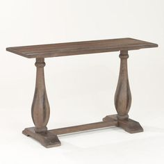 One of my favorite discoveries at WorldMarket.com: Greyson Console Table
