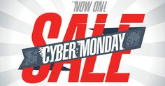 Are you ready for Cyber Monday? Here are some sales to keep in mind when shopping online!