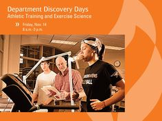 Interested in Exercise Science, Athletic Training, Health, or Physical Education? Come to their department visit day at Anderson University on Friday, November 14. http://anderso.nu/discover-kinesiology