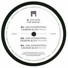 Len Leise | Jura Soundsystem - For Adrian (Temples Of Jura) #music #vinyl #musiconvinyl #soundshelter #recordstore #vinylrecords #dj #Dub