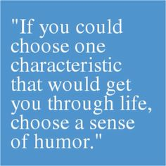 laughter = life :-)