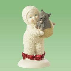 """Department 56 - Snowbabies Wizard of Oz - """"No Place Like Home Toto"""""""