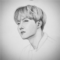 Wallpaper simple bts 66 Ideas for 2019 Jhope, Hoseok Bts, K Pop, Kpop Drawings, Pencil Drawings, Fan Art, Korean Art, Bts Chibi, Bts Fans