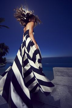 Mart Visser Haute couture Shoot Capetown Jan 2013