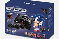 懐かしいメガドライブソフトを遊べる上、実機を持っているような気分になれる互換機の登場です。 流通委託契約により中国、香港、台湾でセガ製ゲームを取り扱うAtGamesが、セガのゲーム機「GENESIS(海外版メガドライブ)」の互換機「SEGA GENESIS FLASHBACK」の発売を発表しました。発売時期は2017...