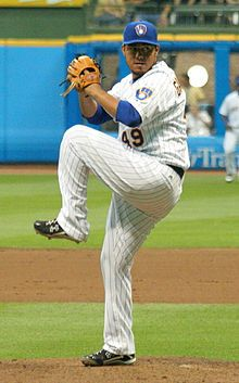 My fave pitcher... Love Yovani Gallardo