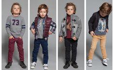 Kid Urban Boy
