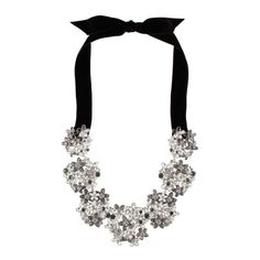 kate spade - meadowsweet statement necklace    divine