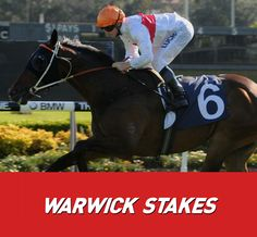 https://www.ladbrokes.com.au/racing/horses/randwick/4676219-pro-ride-warwick-stakes/?a=501752 Saturday's Group 2 Warwick Stakes at Randwick has attracted a star studded field with the likes of MESSENE ( $4.40 Fav ). Warwick-Stakes  The Favourite MESSENE has impeccable stats leading in to the race, Messene is having his first start on the track but his record stands for it's self 2nd UP: 4 3-1-0 DIST....: 4 3-1-0  JOCKEY ~ JAMES MCDONALD: 6 5-1-0