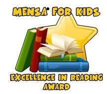 Mensa for Kids Summer reading program