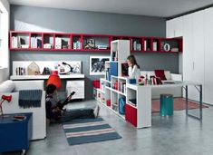 Teenage bedroom designs and room decoration for girls need to reflect their personalities, interests, talents and hobbies