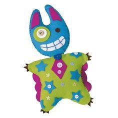 Bastelset Little Monster Friends ''Gary'',  von A -Z Bastelshop auf DaWanda.com