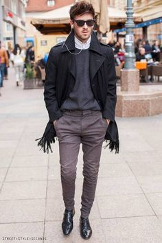 Simple, comfortable and still chic. #summer #autumn #casual #streetstyle #fashion #businessstyle #mensfashion #mensstyle #urbanstyle #citylife #forhim #men #fashion #urban #outfit