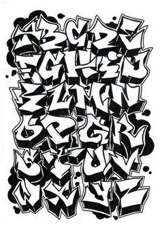 Create Names With Bubble Letters | ... Designs Sketches of Graffiti Letters Alphabet (Letras de Graffitis
