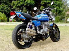 Kawasaki KH750, make mine a triple!!