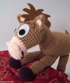 Free crochet pattern, Bullseye.