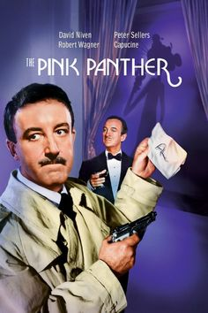The Pink Panther: Bumbling and conceited French police inspector Clouseau tries to catch The Phantom, a daring jewel thief whose identity and features are unknown - and is acting right under his nose.