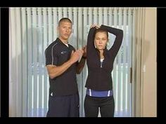 In-Home Triceps Exercises : Warm Up Stretches for Triceps Exercises