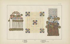 """""""Mordvalaisten pukuja ja kuoseja"""" (1899)"""