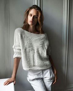 .Love this sweater but link takes me to foreign site.  Do not know what language it's in.  Does anyone know how I can translate this...did I mention I LOVE THIS SWEATER PATTERN!