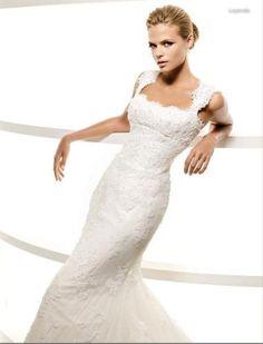Neues traumhaftes Hochzeitskleid Brautkleid /A-Linie