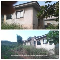A completed 3 bedroom flat on a plot of land facing the access road at Idi-Iroko, Ikorodu, Lagos. Title: Registered Doc.  #realestate #property #flat #land #forsale #Ikorodu #Lagos #Nigeria