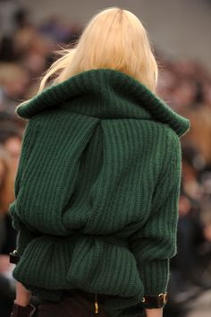 Inspiration ~ Burberry A/W 2012 ........... Drooling!  How I love this but again.