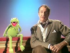Kermit, Vincent Price