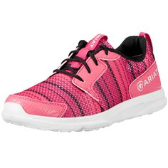 cc239a3347e tenis infantil ariat fuse athletic pink serape mesh p15084 - Busca na Loja  Cowboys - Moda Country
