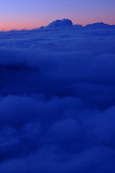Sunset clouds...