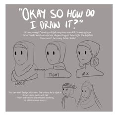 Recently shared hijab drawing tutorial ideas & hijab drawing Drawing Prompt, Drawing Poses, Drawing Tips, Drawing Reference, Drawing Stuff, Hijab Drawing, Drawing Ideas, Drawing Techniques, Drawing Tutorials