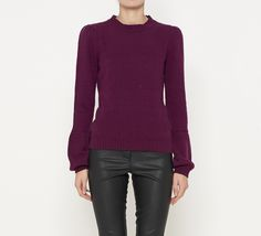Unknown Plum Sweater