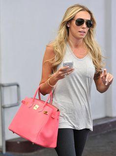 Pink Hermès Birkin