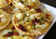 Mia's Domain | Real Food: Mini Breakfast Tarts
