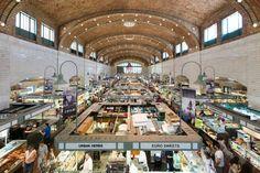 Westside Market. Courtesy of Destination Cleveland