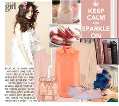 """""""sparkle on"""" by marylive ❤ liked on Polyvore"""