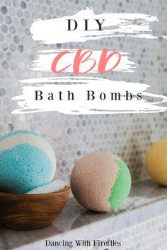 DIY Healing CBD Bath Bombs with Rose Geranium - Cannabis Recipes - diy-craft Mason Jar Crafts, Mason Jar Diy, Diy Hacks, The Body Shop, Bath Balms, Rose Geranium Essential Oil, Essential Oils, Natural Bath Bombs, Best Bath Bombs