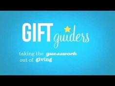 Register at www.giftguiders.com for free to help you organize and simplify all your gift giving and receiving dilemmas. Happy gifting!