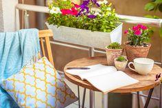 Rady nejen do zahrady     : Balkon pro užitek i relaxaci