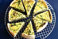 Of je hem nu maakt voor een high-tea, een familie-diner of zomaar, deze quiche hoort er gewoon bij! - Recept - Allerhande